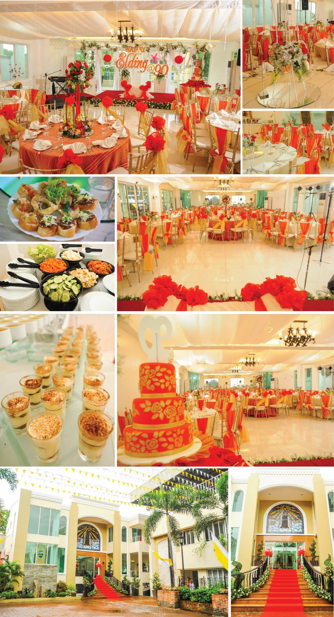 Our Lady of Mount Carmel Function Halls