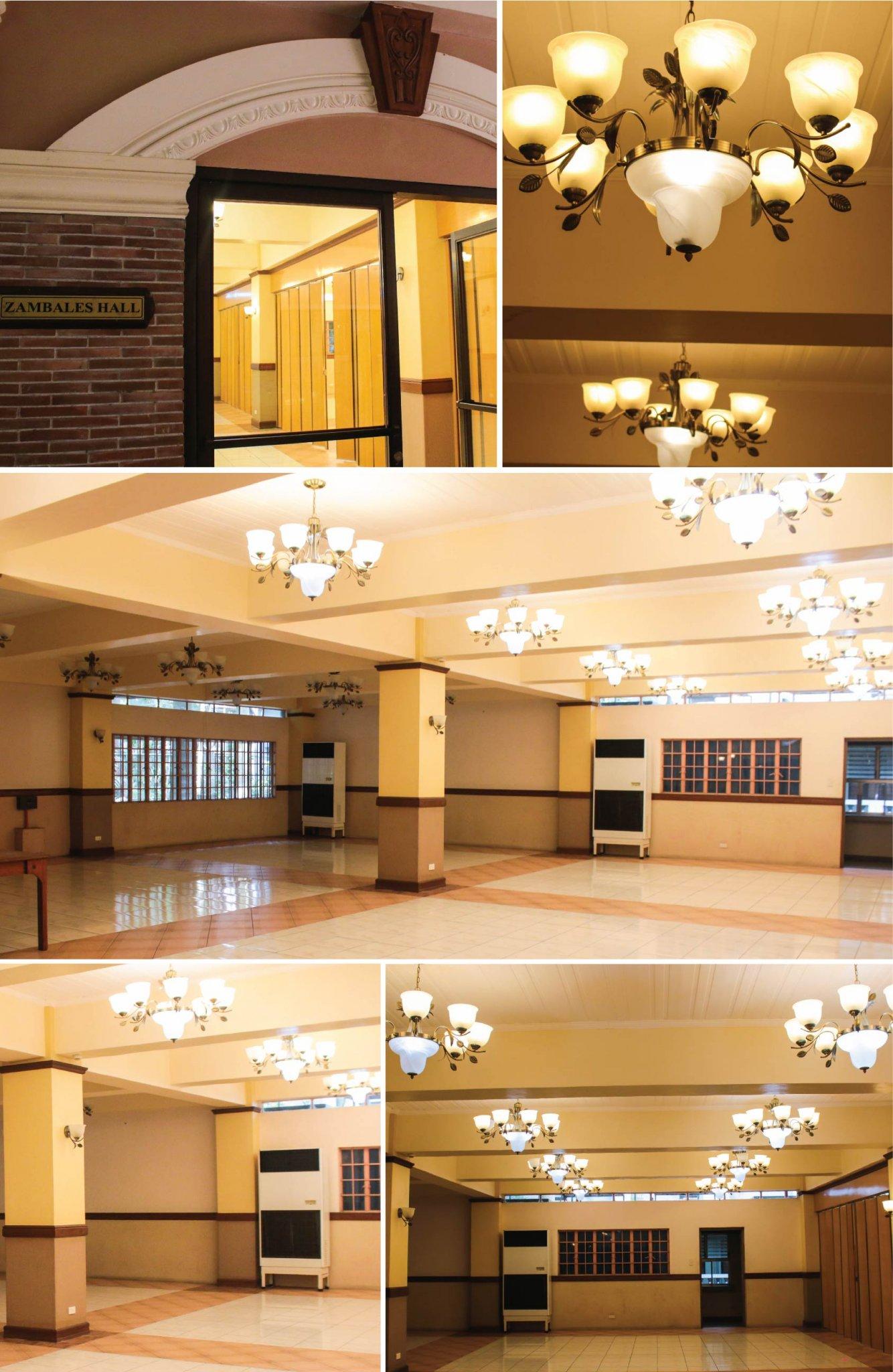 Bulwagang Recoletos Atrium