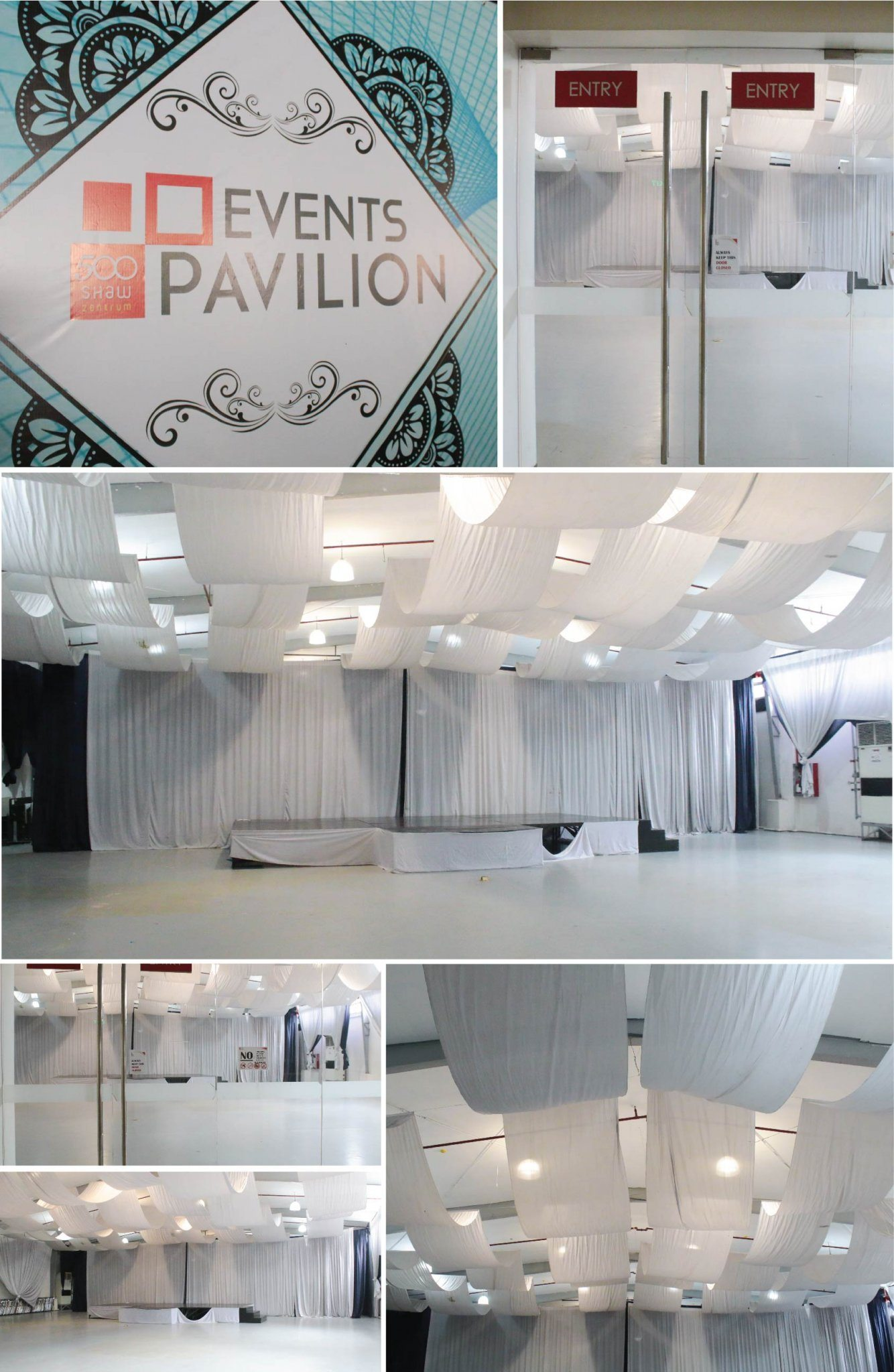 500 Shaw Events Pavilion