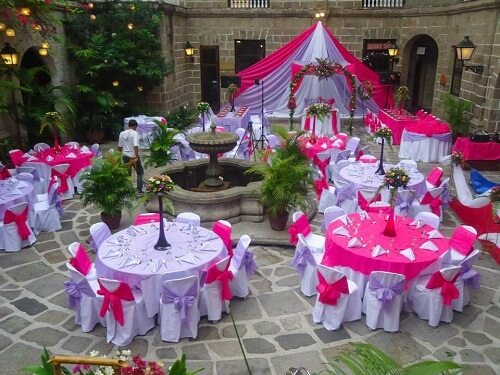 Casa Manila Patio1