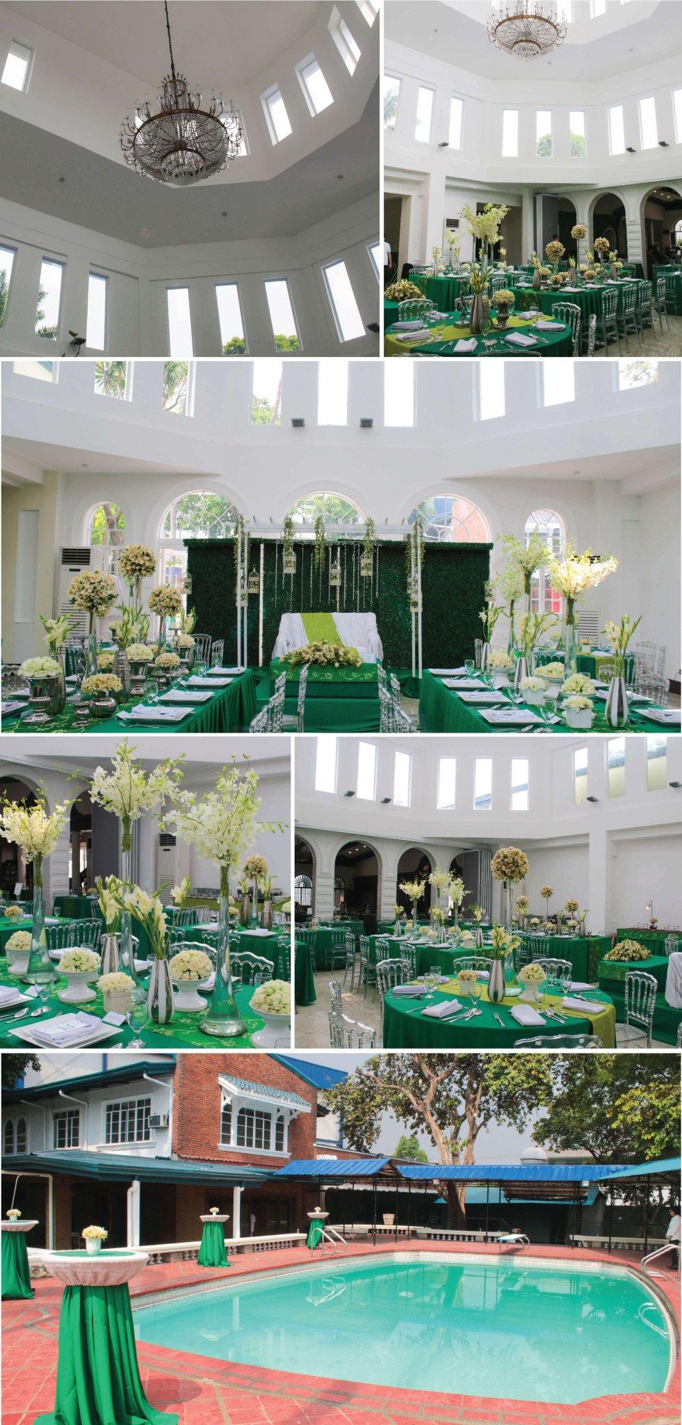 The Felicidad Mansion