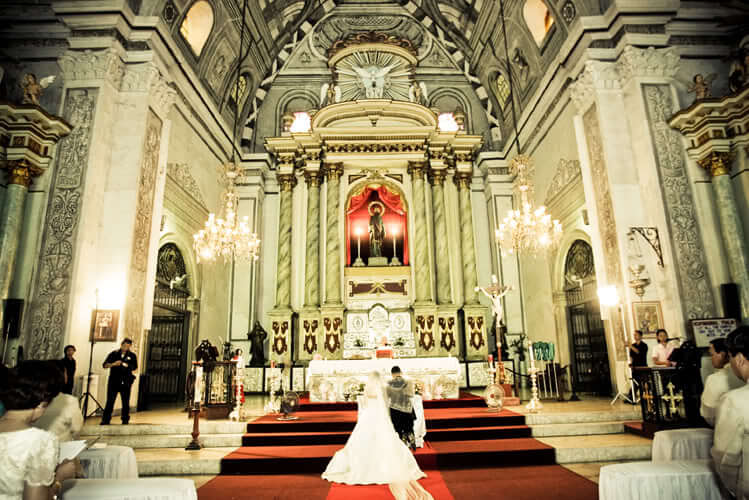 Catholic Church Wedding Dos and Donts Hizons Catering