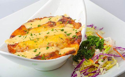 Cheesy Lasagna 04