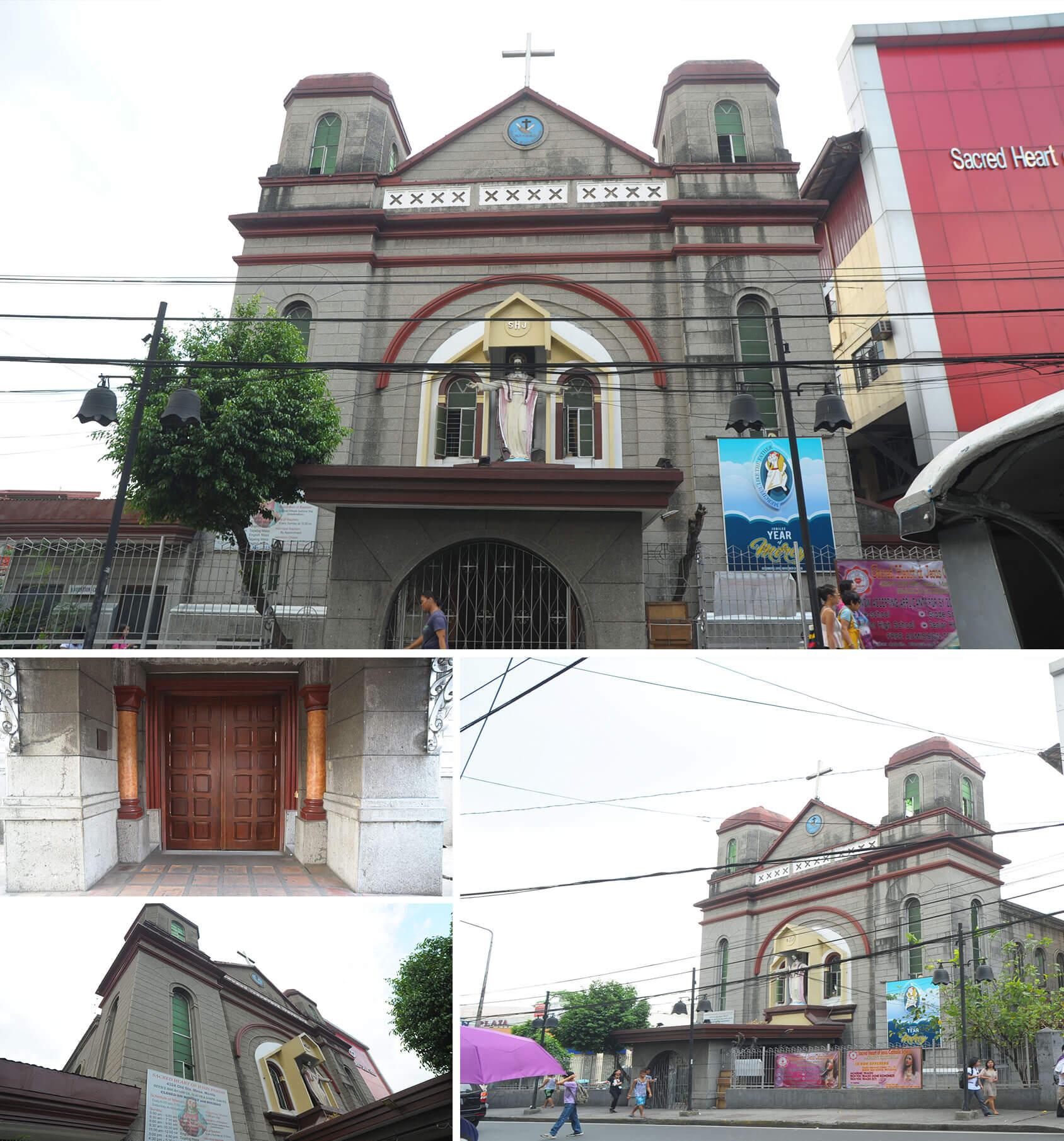 Sacred Heart of Jesus Parish Church