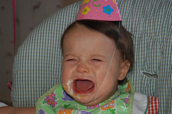 baby-girl-crying-on-her-birthday