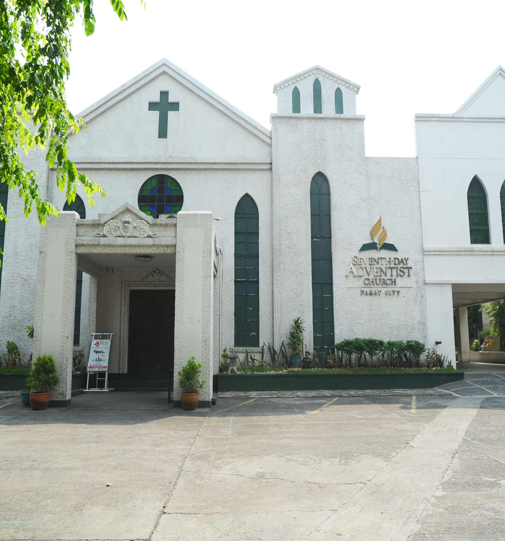 Pasay Adventist Church (English Church)