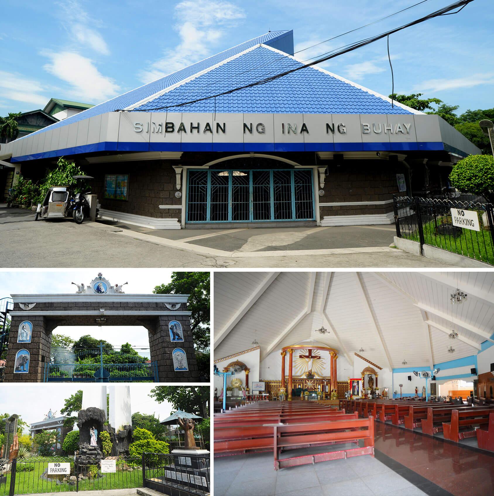 Ina ng Buhay Parish