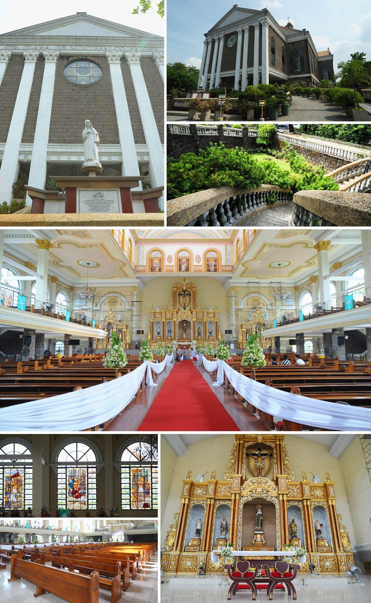 Sta. Clara de Montefalco Church