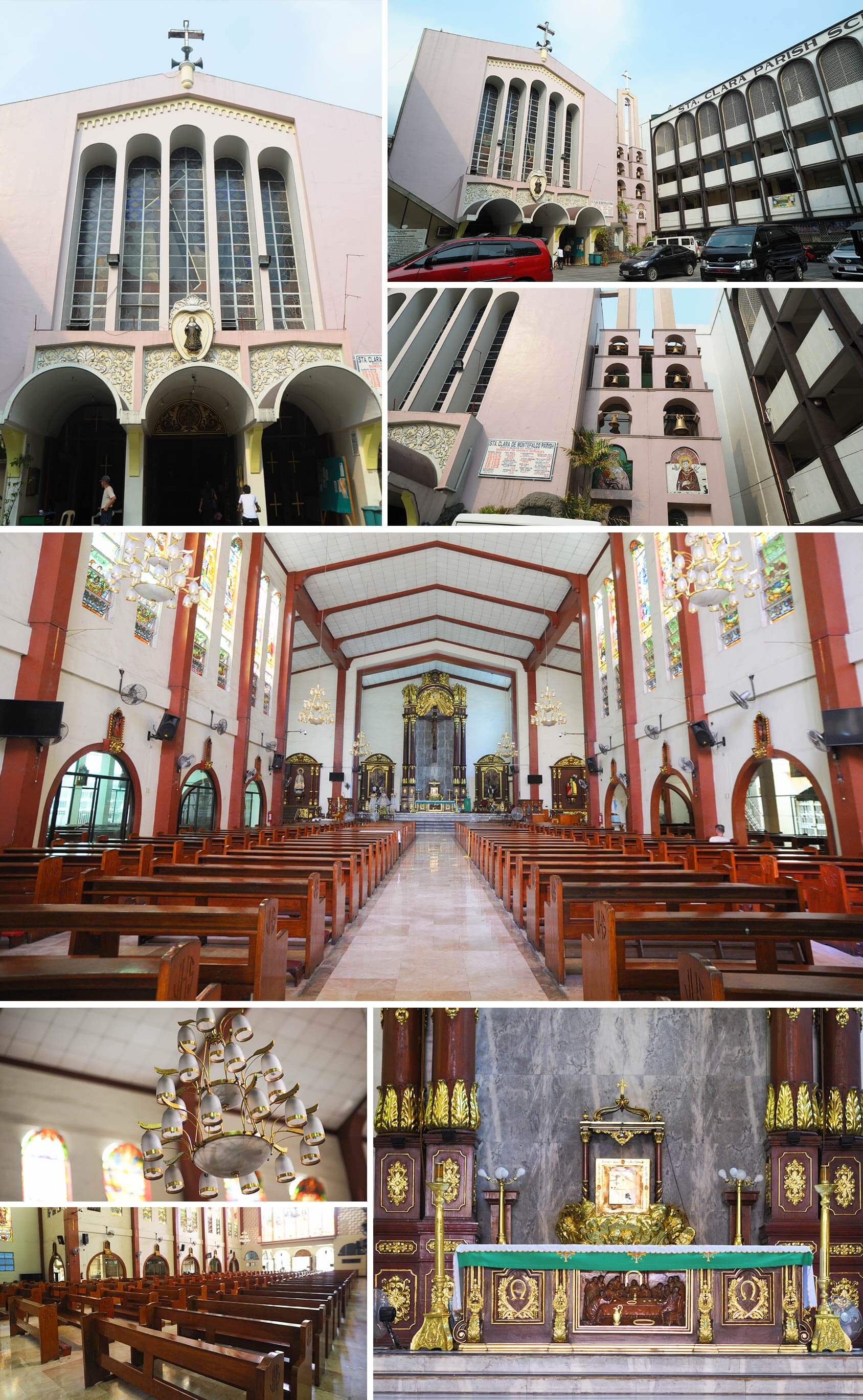 Sta. Clara de Montefalco Parish Church