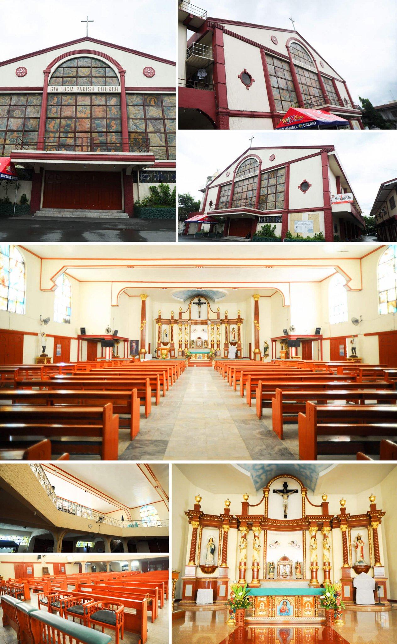 Sta. Lucia Parish