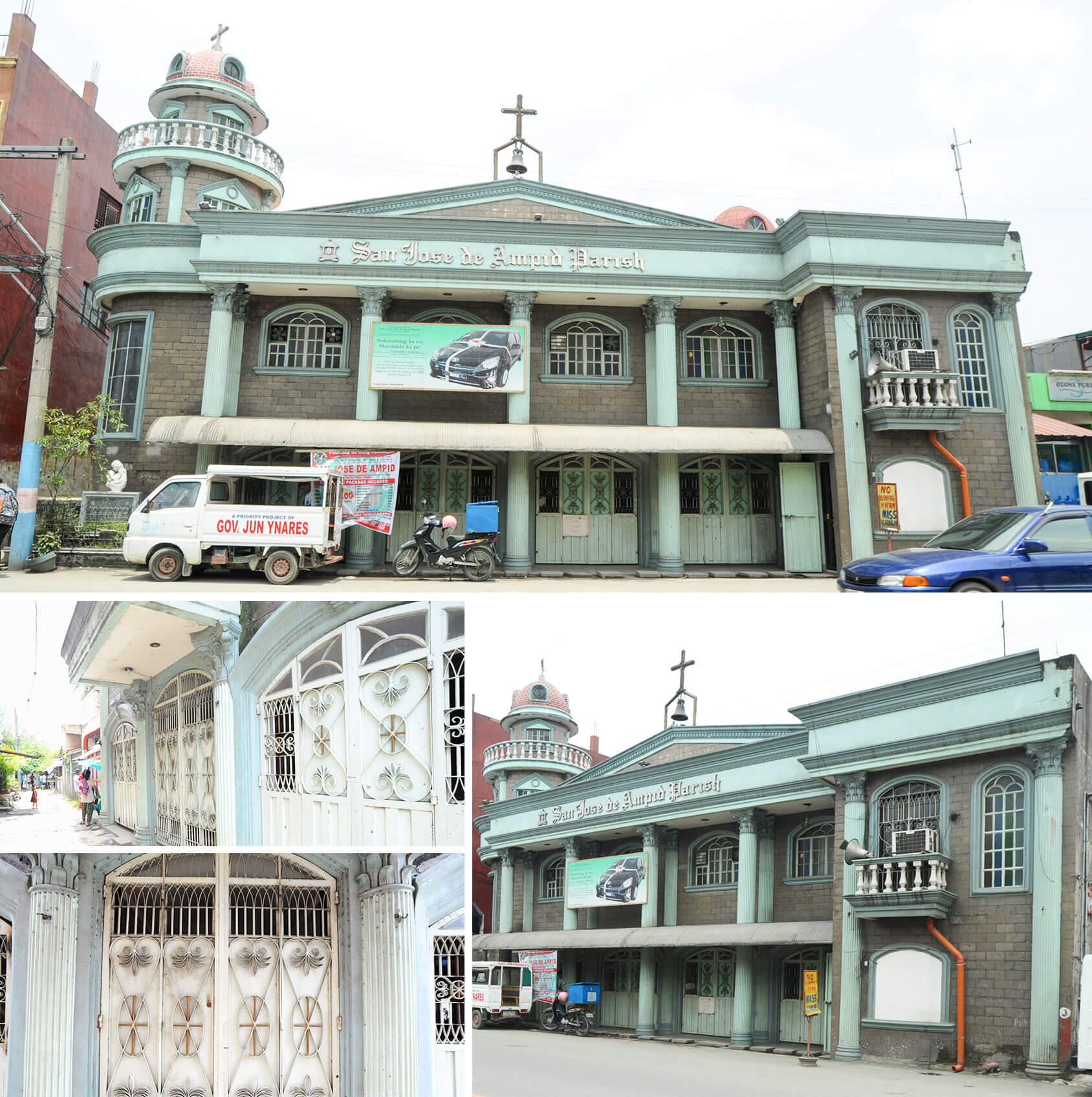 San Jose de Ampid Parish
