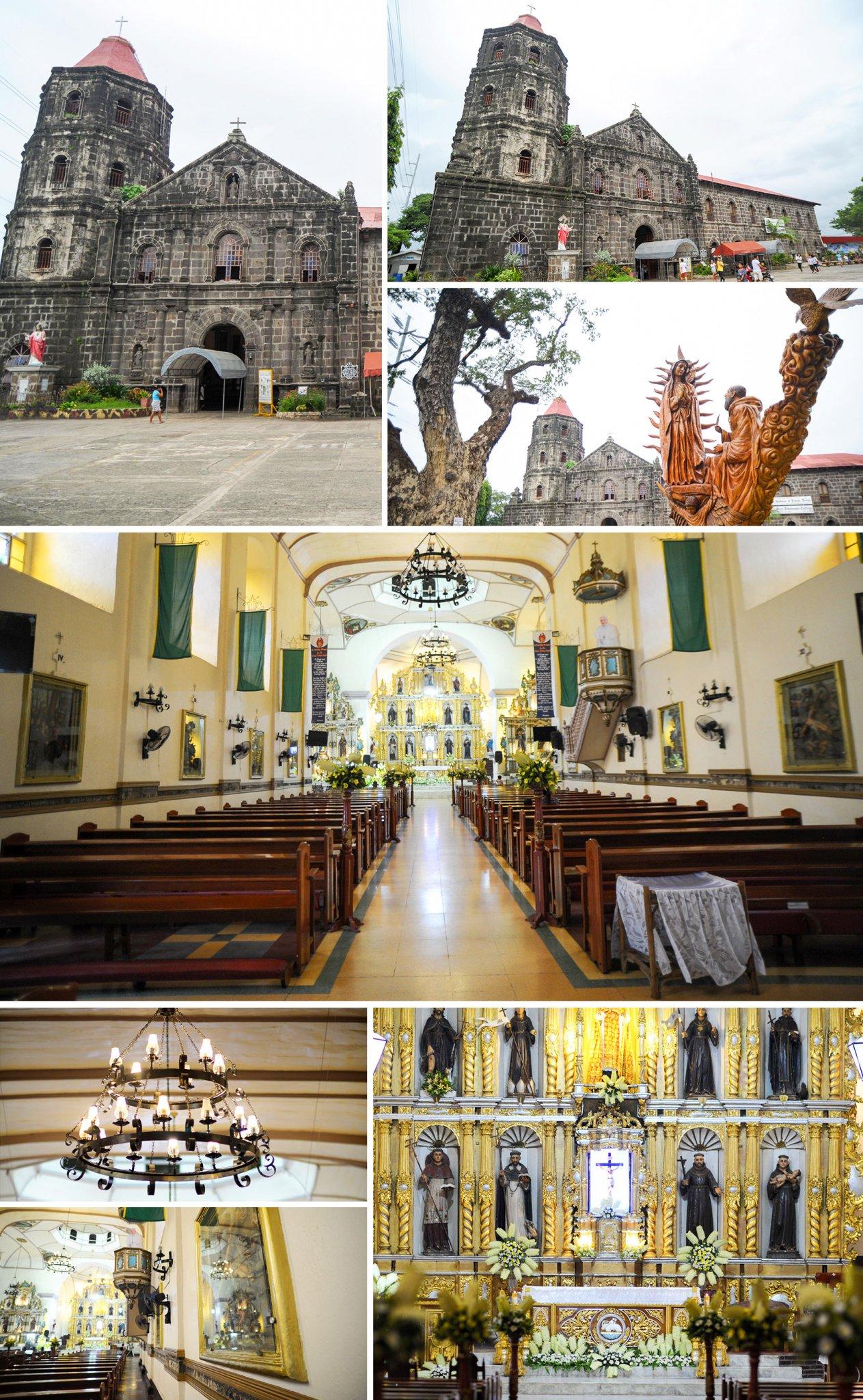 San Ildefonso De Toledo Parish