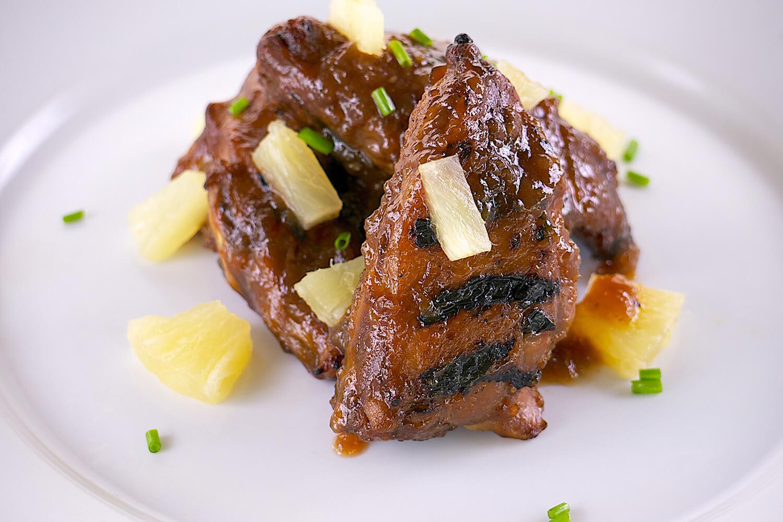 Chicken Hawaiian Barbecue_2