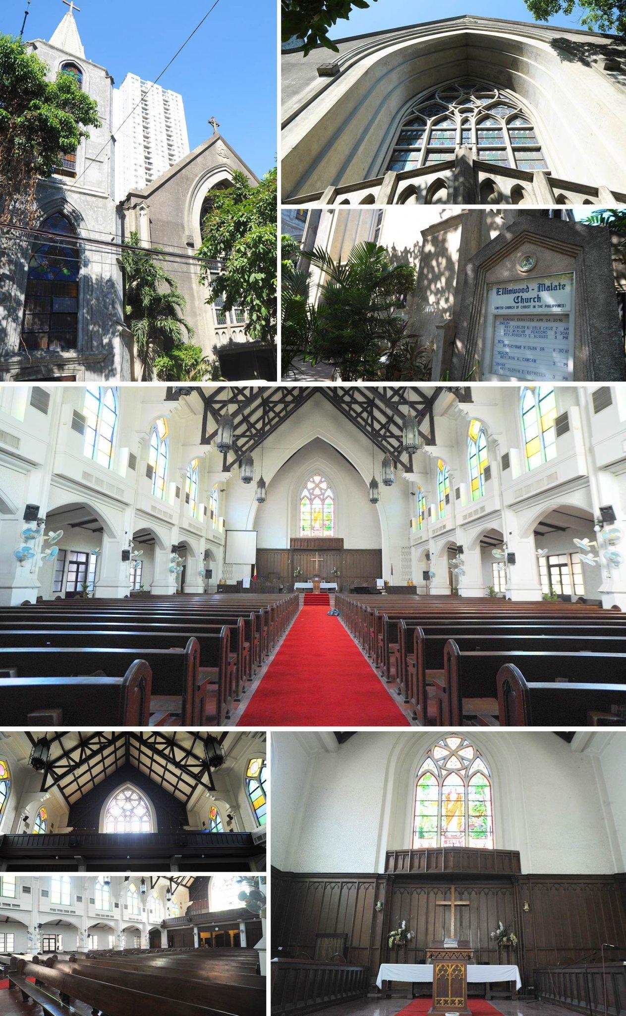 Ellinwood Malate Church