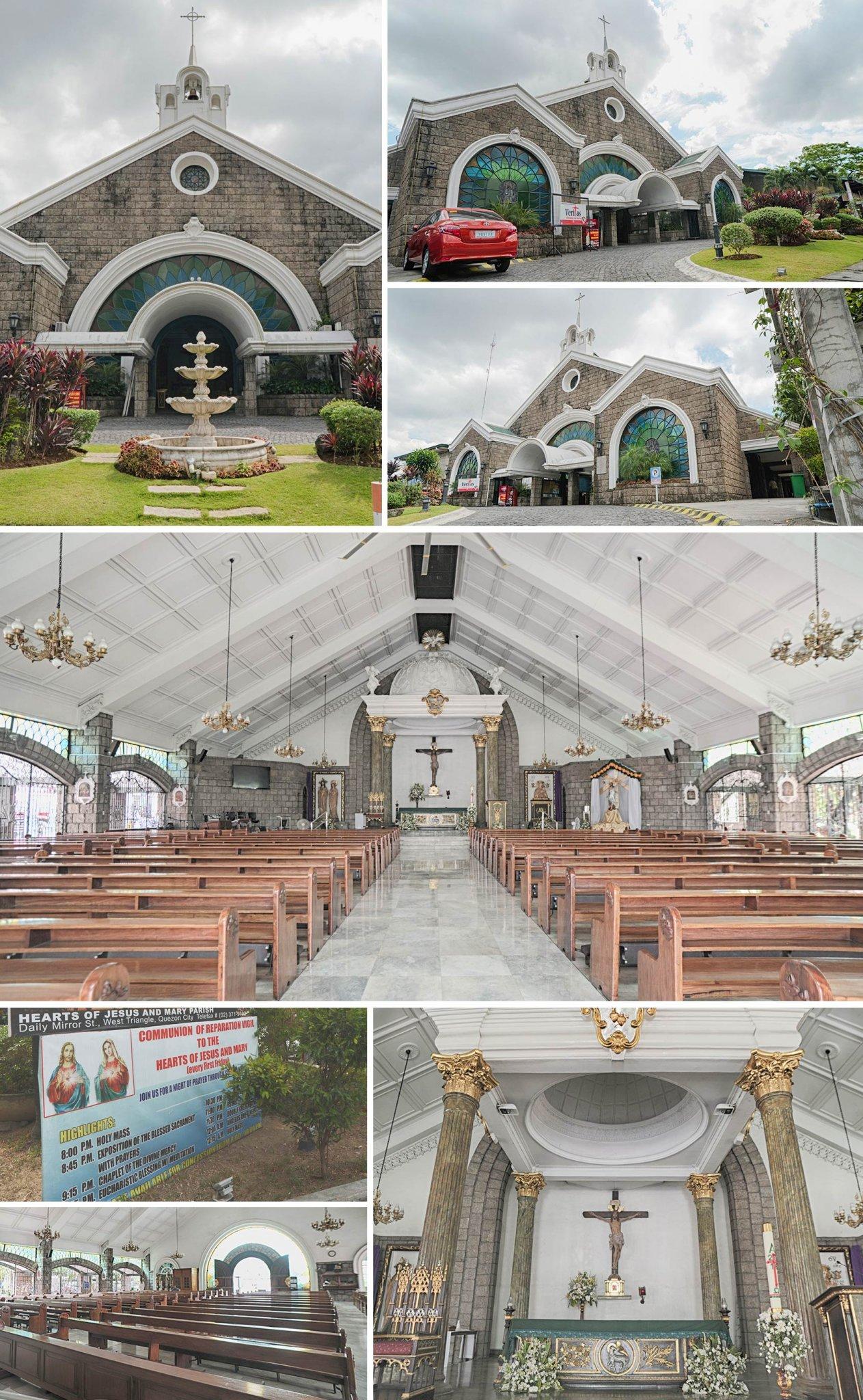 Parish of the Hearts of Jesus & Mary