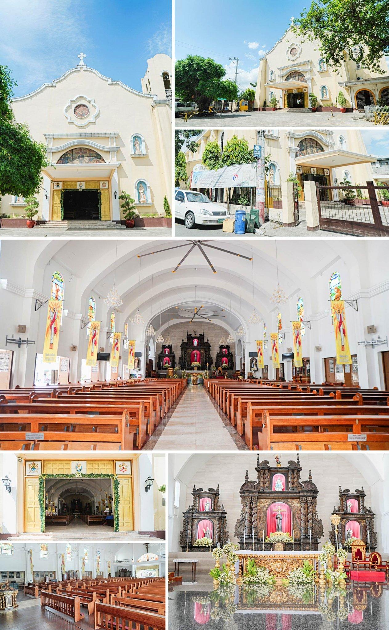 Santuario de San Pedro Bautista