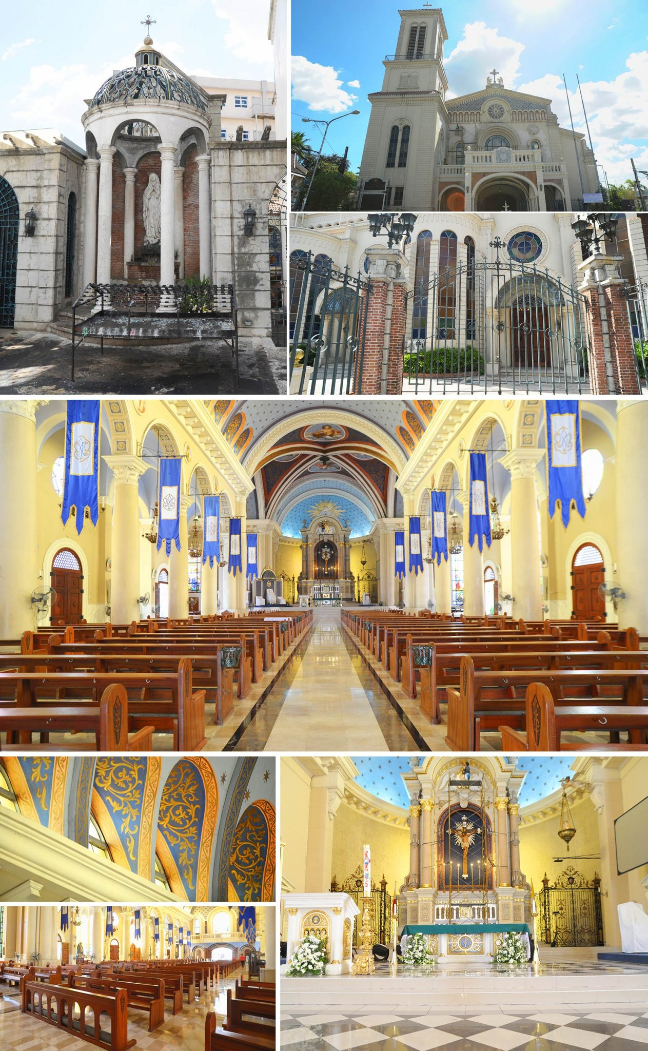 The Immaculate Concepcion Cathedral of Cubao
