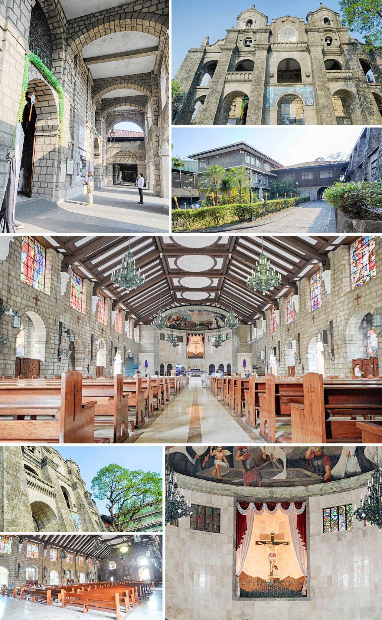 Sanctuario del Sto. Cristo Church