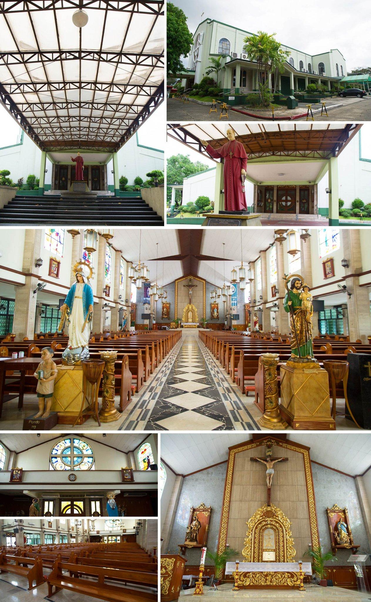 Sanctuario de San Jose Parish