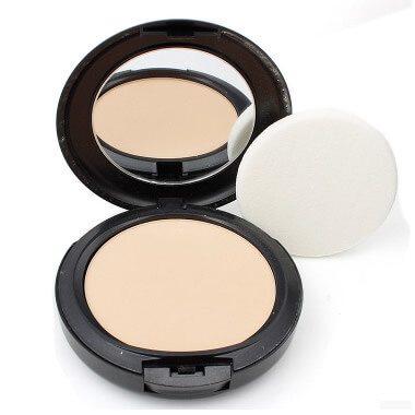 Brand-Maquiagem-Face-Powder-Makeup-Studio-Fix-Full-Size-Skinfinish-Powder-Plus-Foundation-Powder-Puffs-Contour