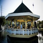 Floating Octagonal Gazebo