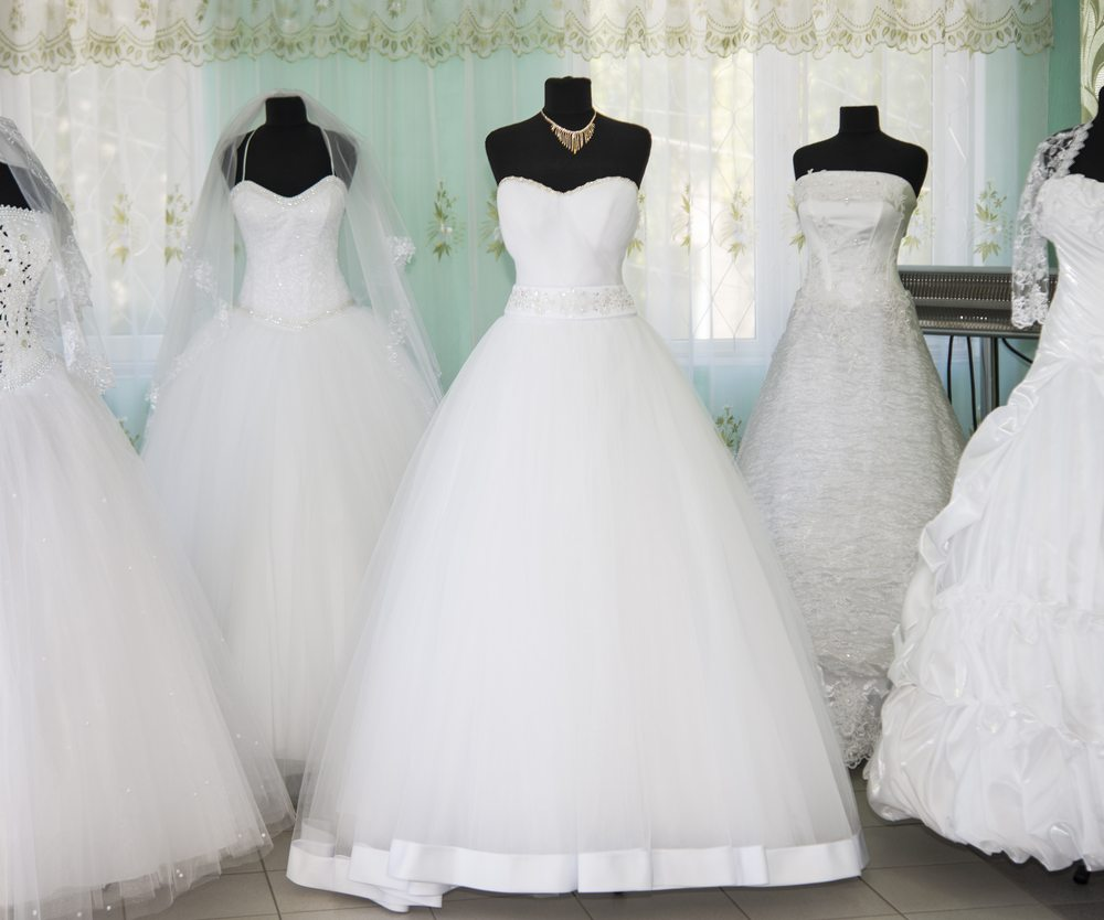 Why You Should Wear An RTW Wedding Gown