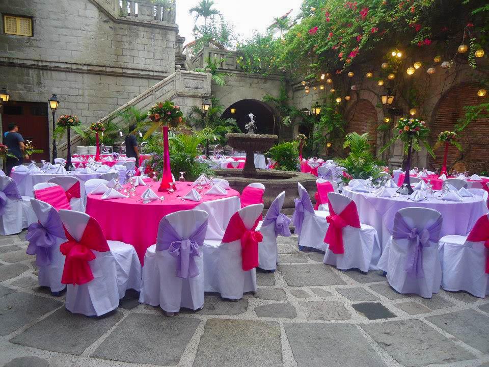 Buffet for wedding reception manila